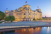 Berlin Reichstag.