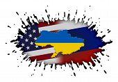 Concept Of Ukraine Crisis