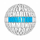 Donation.
