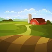 Farm Landscape