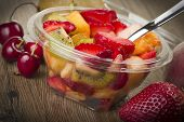 Mix fruit take away