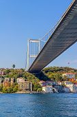 Istanbul Second Bosphorus bridge