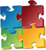 Jigsaw Pieces