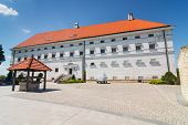 Sandomierz, Poland - May 23: Sandomierz Is Known For Its Old Town, Which Is A Major Tourist Attracti