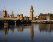 London Skyline, Westminster Palace