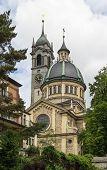 Enge Church, Zurich