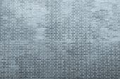 Texture Of An Bricklaying In Light Silvery Tones