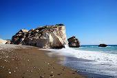 Rock of  Aphrodite (Petra Tou Romiou)