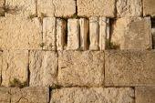 The Western Wall, Israel