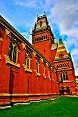 Harvard Square, USA poster