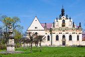 convent, Mnichovo Hradiste, Czech republic