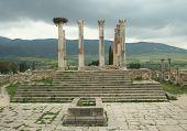 Ancient capitol