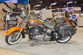 Harley-davidson Heritage Softail Classic Motorcycle 2015