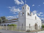 Historic Old Mission in Downtown Scottsdale