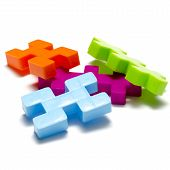 Toy Plastic Block