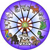 oriental calendar