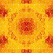 Vector Kaleidoscope Background