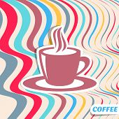Coffee Retro Design