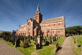 St Magnus Cathedral, Kirkwall, Orkney, Scotland