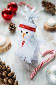 Snowman For Christmas