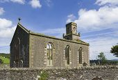pic of bute  - The ruins of St Colmac Church - JPG