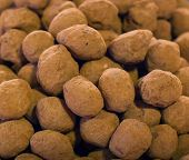 Balls Of Chocolate Truffle