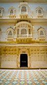 Badal Mahal Entrance