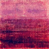 Grunge texture, Vintage background. With different color patterns: red; purple (violet); pink