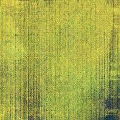 Grunge texture, Vintage background. With different color patterns: yellow; brown; green