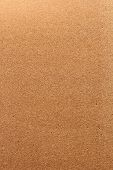 Vertical Texture Of Cork Board