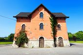 Old Railway Station - Castelgomberto Italy