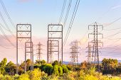 Power Transmission Electrical Lines