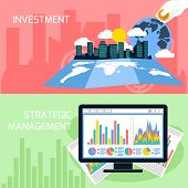 Concept of strategic management and investment