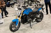 Bmw R 1200 R 2015 Motorcycle