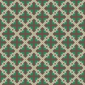 Repeating geometric seamless pattern. Vector