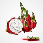 Pitahaya fruits