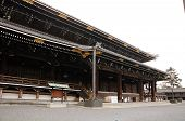 Higashi Hongan-Ji Buddhist Temple