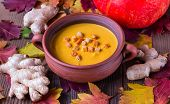Pumpkin Soup Cream