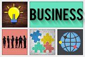 picture of enterprise  - Business Company Corporate Enterprise Organization Concept - JPG