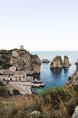 picture of saracen  - sightseeing in Scopello - JPG
