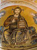 Jesus Christ - Pantokrator from Florence church - San Miniato al Monte