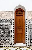 Small Morrocan Doorway