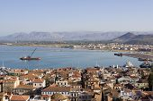 Nafplio Bay Greece