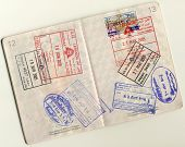 Passport - Lebanese Stamps And Visas