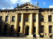 Oxford Scenery And Architecture, United Kingdom poster