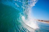Ocean Wave at the Beach