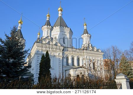 Church Of Archangel Michael At