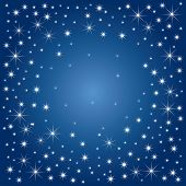 Magic Stars (vector). In the gallery also available XXL jpeg image made from this vector