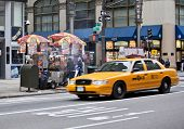 New York Stree Vendor