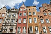 picture of polonia  - historic city of Gdansk - JPG